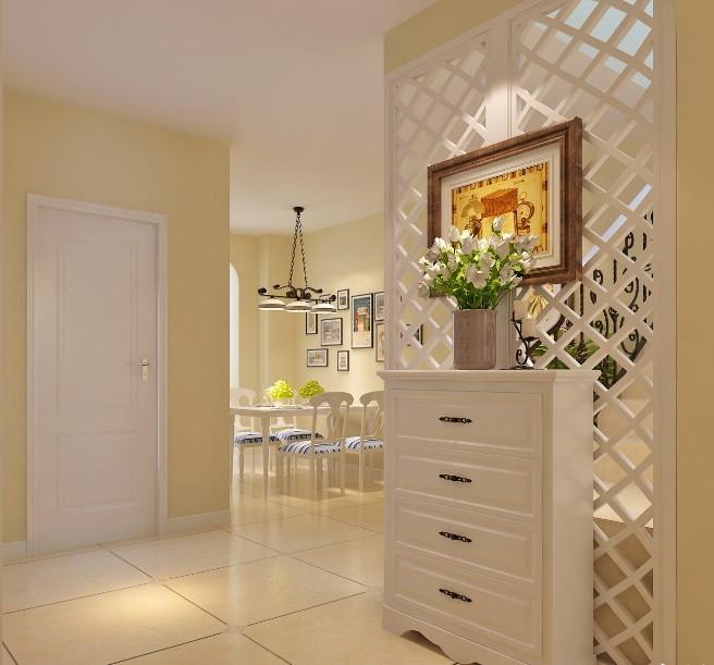 家装中玄关的设计可避免让房里的布局隐私一览无遗,为房子增加安全