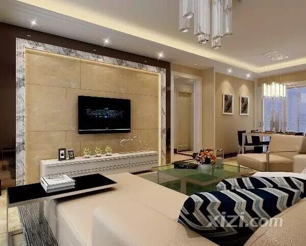 家里的客厅这样装,分分钟红遍朋友圈